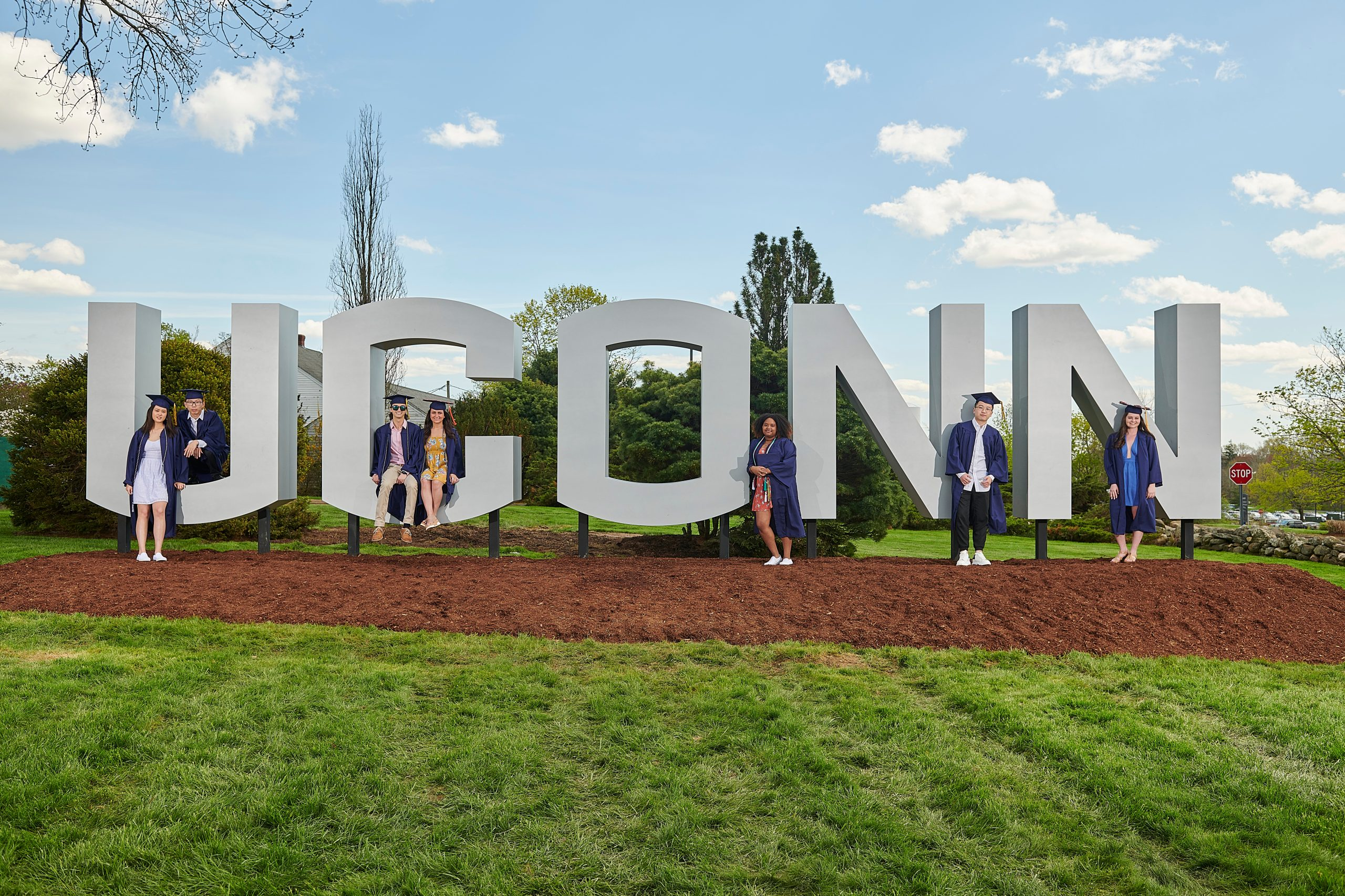 UConn sign with graduates